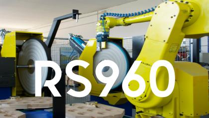 Impianto Robotizzato RS960