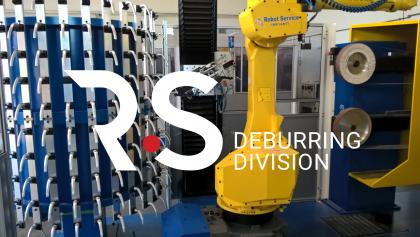 Impianto Robotizzato RS120MBC
