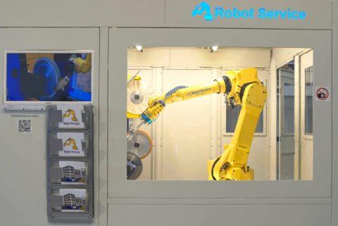 isola robotizzata 4.0