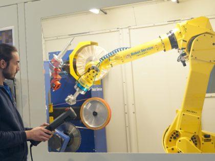 L'impatto delle isole robotizzate sulla filiera produttiva