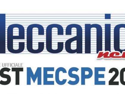 Leggi il publiredazionale su Meccanica News