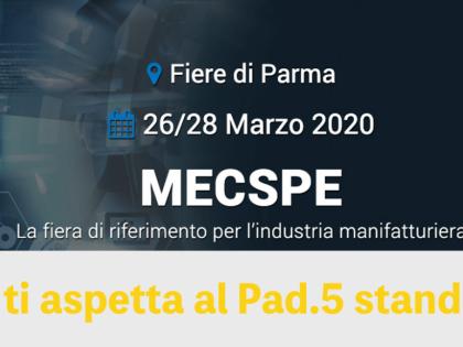 RS al MECSPE 2020
