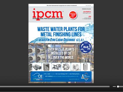 Scrive di noi la rivista di settore IPCM