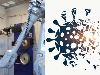 Robotica e Covid19: come il virus ci sta cambiando?