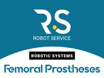 Robotic systems for the orthopedic sector