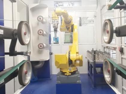 Sistema Automatizzato di Smussatura Nastri